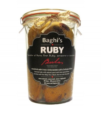 Pandolce Ruby - Baghi's