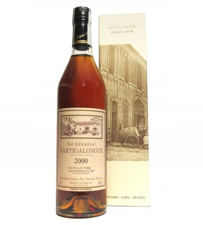 Bas Armagnac Dartigalongue 2000 - Dartigalongue