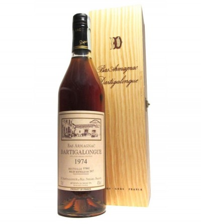 Bas Armagnac  Dartigalongue 74 - Dartigalongue