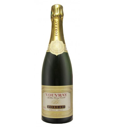 Vouvray Methode Traditionelle 2011 - Clos Naudin Foreau