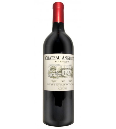 Margaux - Chateau D'angludet