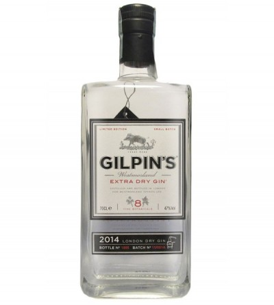Gilpin's Extra Dry Gin - Westmorland Spirits