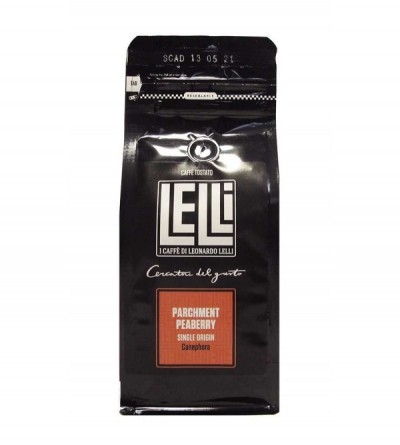Parchment Peaberry India - Lelli