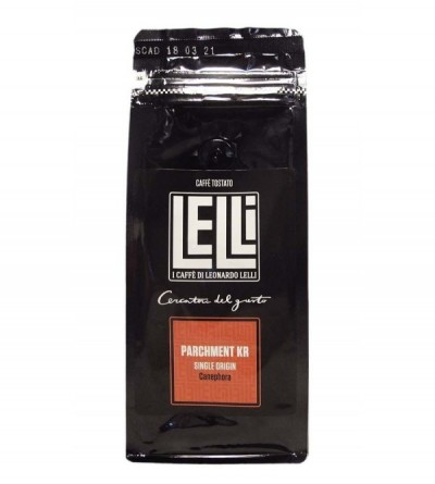 Parchment Kr Single Origin Robusta India - Lelli
