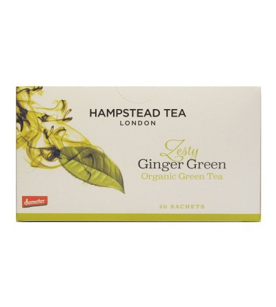 Zesty Ginger Green - Hampstead